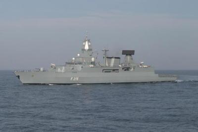 ザクセン級ミサイルフリゲート